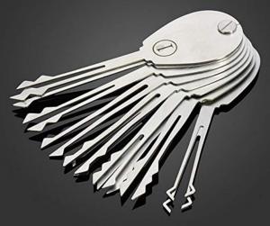 Training Practice bump keys