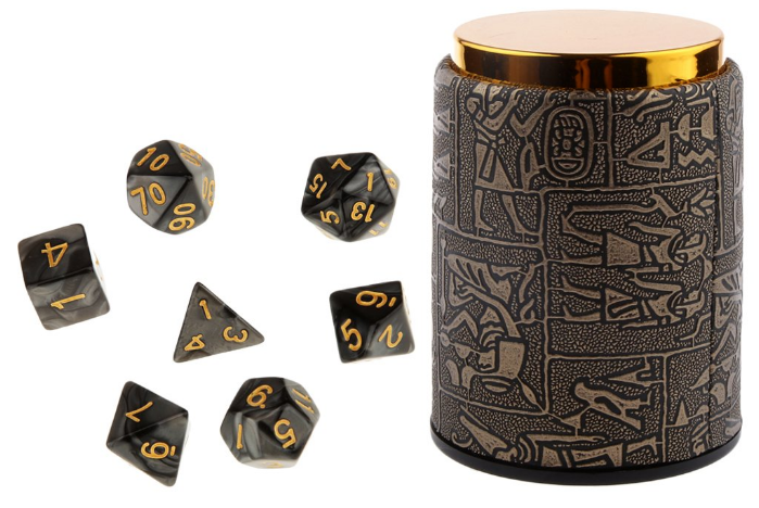 Top 10+ Best Dungeons and Dragons D&D Dice Set In 2020